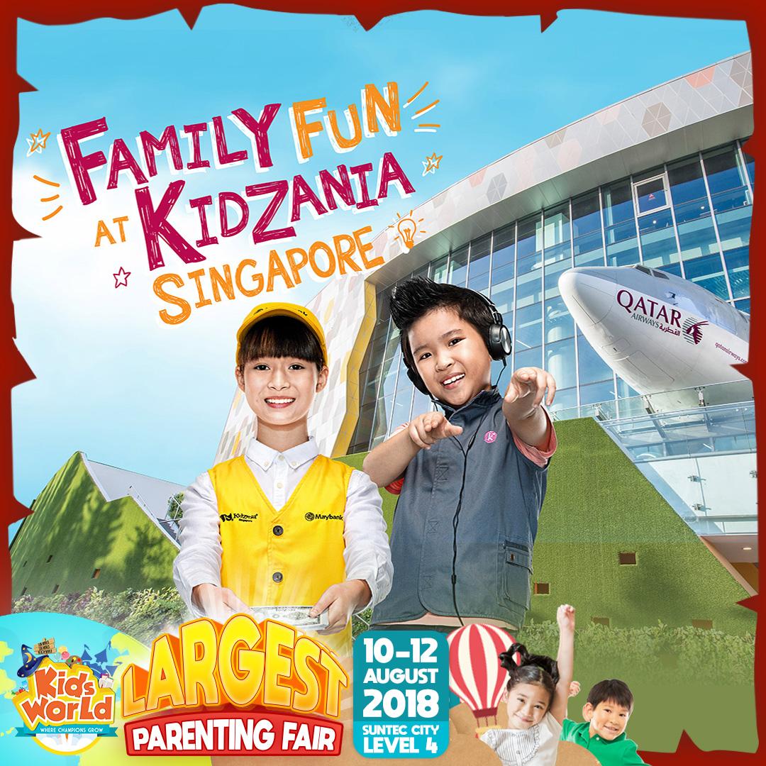 Role-Play at KidZania Singapore