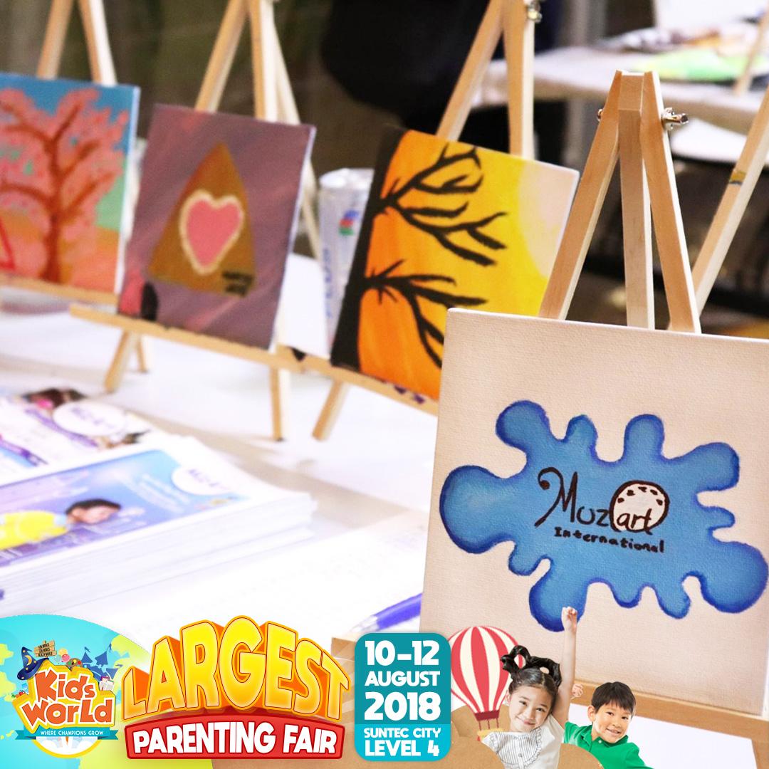 Muzart Learning - Art Jamming