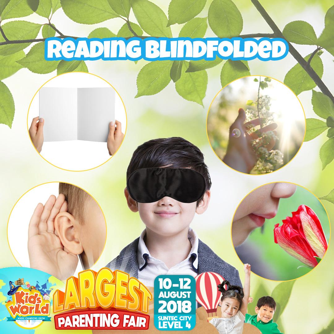 Reading Blindfolded