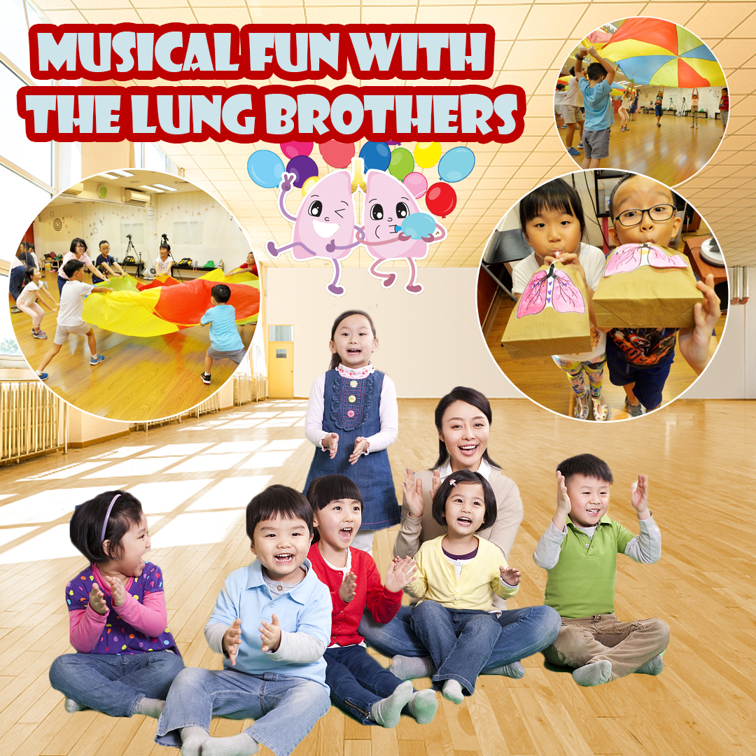 Musical Fun with the Lung Brothers